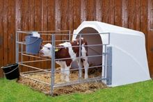2016 Other calf hutch Deluxe Si