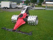 2015 Aebi motor mower Aebi CC 6