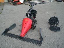 2007 Aebi motor mower Aebi AM 9