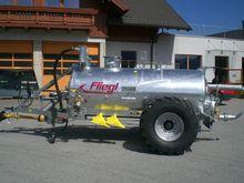 2016 Fliegl Fliegl 4000l Vakuum