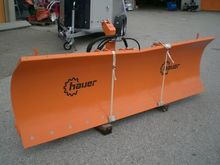 Used 2015 Hauer Snow