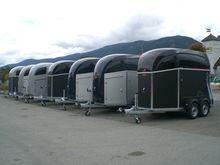 2016 Boeckmann horse trailer Bö