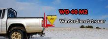 2016 APV salt spreaders 40 lite