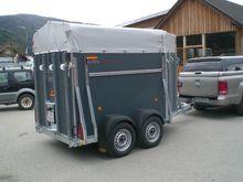 2016 Böckmann livestock trailer