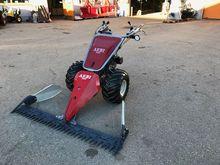 2003 Aebi motor mower Aebi AM 2