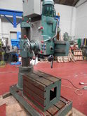 Garrett Radial Drilling Machine