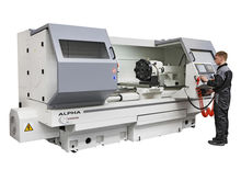 NEW Harrison Alpha CNC Lathes