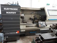 Colchester Electronic CNC Masti