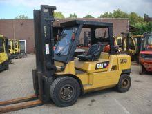 2009 CAT Lift Trucks GP-50-K2
