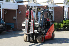 Linde H 25 T-01 Lifting height