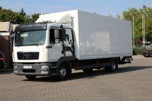 2012 MAN TGL 12.220 EURO 5 Iso-