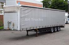 2008 Schmitz Cargobull standard