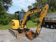 2014 CATERPILLAR 304E CR