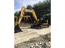2016 CATERPILLAR 308E2 CR SB