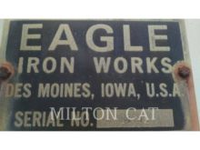 1990 EAGLE IRON WORKS 8X32