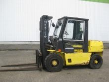 1994 Hyster H4.00XL/5