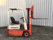 Used Nissan MA15 in