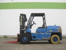 Used 1998 Hyster H5.
