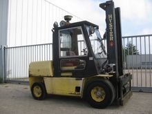 Used 1996 Hyster H4.