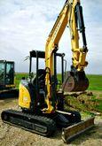 2014 Yanmar VIO35 Excavator-Min