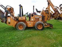 2002 Case 660 #1044 Trencher