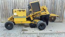 2007 Vermeer SC352 Stump Cutter