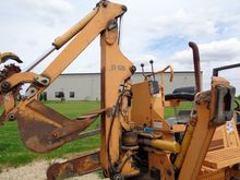 2002 Case 660 Trencher