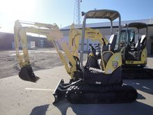 2011 Yanmar VI020 Excavator-Min