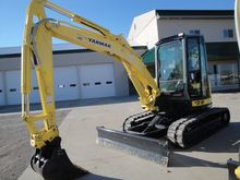 2012 Yanmar VI055 Excavator-Min