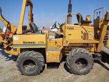 2001 Vermeer V5800 #664 Trenche