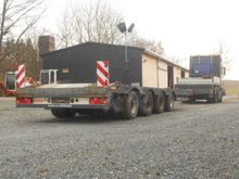 2010 LinTrailers 4-Achs-Tieflad
