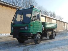 2003 Multicar M26 Truck
