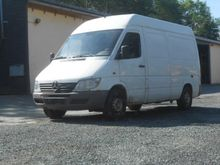2002 Mercedes MB 213 CDI Commer