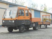 1995 Multicar M26 m. Hänger STO