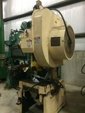 Brown & Boggs 40 Ton OBI Press