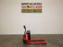 2010 RAYMOND 102TF45L 4,500LB E