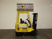 Used 2005 HYSTER 4,5