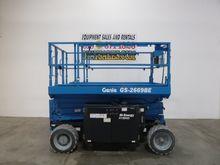 2012 GENIE GS-2669BE HYBRID SCI