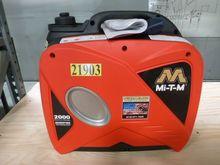 2014 MI-T-M 2000 WATT GENSET #2