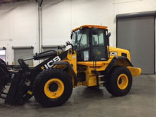 2014 JCB 437ZX WHEEL LOADER #20