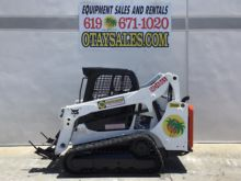 2014 BOBCAT T590 RUBBER TRACK S