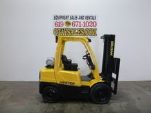 2008 HYSTER 6,000LB H60FT PROPA