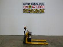 2012 YALE 5,000LB MPW050 ELECTR