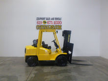 2001 HYSTER 8,000LB H80XM PROPA