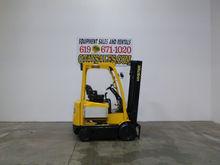 2008 HYSTER 4,500LB E45XN-27 4