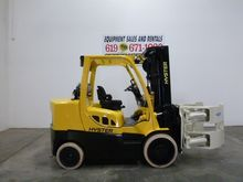 2010 HYSTER 13,500LB S135FT PRO