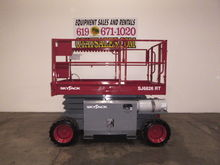 SKYJACK 6826RT SCISSORLIFT #210