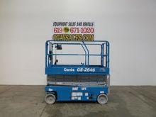 2004 GENIE GS-2646 ELECTRIC SCI
