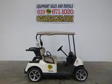 2008 EZ-GO RXVE 2 SEAT ELECTRIC