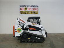 2013 BOBCAT T650 TRACK LOADER #